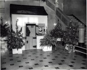 Living Christmas Tree Exhibit 1