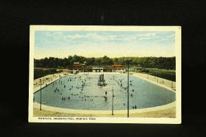 Municipal Swimming Pool at the Fairgrounds circa 1926