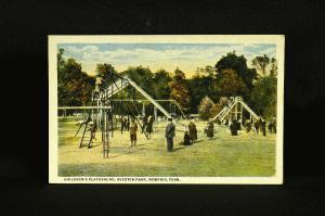 Overton Park playground